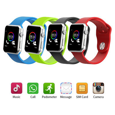 Children Kids Adult Man Woman's Smart Watch Bluetooth GSM Phone For IOS Android