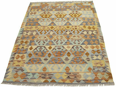 152x107 CM Autentik Kilim Kelem Original Hand Made Classic STYL - EASY TO CLEAN