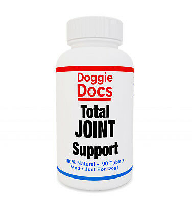 Dog Joint Supplement Tablets - Pain Relief Arthritis Old - Choose Flavour/Size!