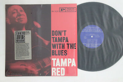 LP Tampa Red Don't Tampa With The Blues OBC516 PRESTIGE BLUESVILLE US Vinyl