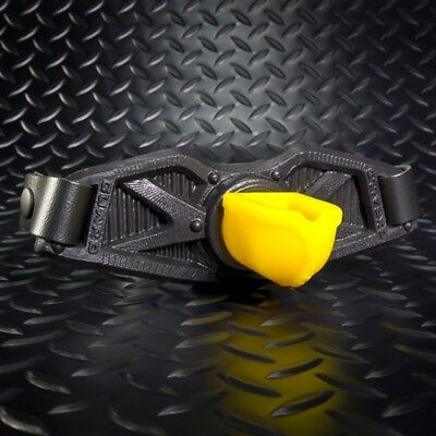 Guard Gag Piss Through - Black | Yellow / DS 135403