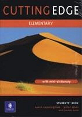 Cutting Edge Elementary Student Book and Workbook Pack by Cunningham, Sarah ...