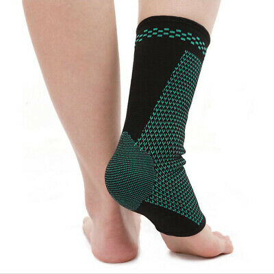 Ankle Support Brace Foot Sleeve Running Fitness Volleyball Compression Sock