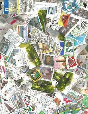 100 Grams Of German Large Off Paper With Free Postage  Lot G13
