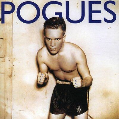 The Pogues - Peace And Love (Remastered and Expanded) [CD]