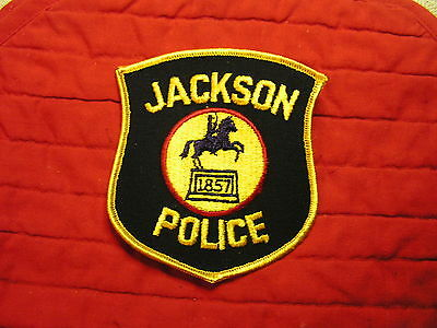 Jackson Police Michigan