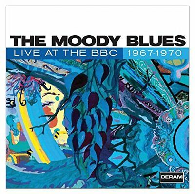 The Moody Blues - Live At the BBC 19671970 [CD]