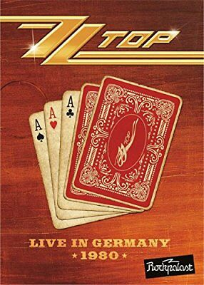 Live In Germany 1980 [DVD] [2014][Region 2]