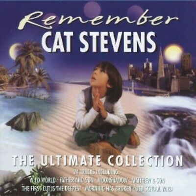 Cat Stevens - The Ultimate Collection CD NEU & OVP  Best Of Greatest Hits