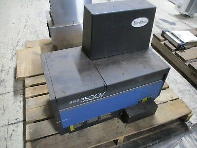 Nordson 3500V Series Hot Melt Adhesive Applicator 3500V-1EBV6F 200-240V 3Ph Used