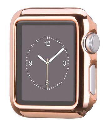 NEW -  38mm Ultrathin SILVER Protective Case/Cover iWatch