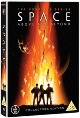 Morgan Weisser, R. Lee Ermey-Space - Above and Beyond: The C (UK IMPORT) DVD NEW