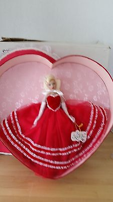 "Tonner 10"" Tiny Kitty Valentine Heart Gift Set Nib"