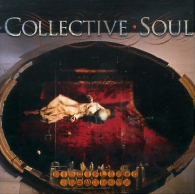 Collective Soul-Disciplined Breakdown (Uk Import) Cd New