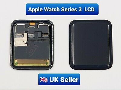 Original  Apple Watch Series 3 LCD & Touch Screen Assembly 38mm & 42mm GPS & LTE
