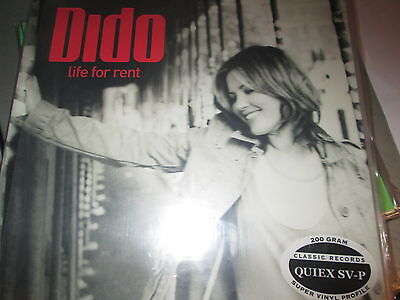 Vinyl LP • DIDO - Life For Rent • RTH 2015 • 2003 • MINT