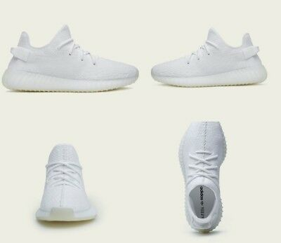 quality design 94a49 6bf6f ADIDAS YEEZY BOOST 350 V2 TRIPLE WHITE SIZE 10.5 US NIB IN HAND READY TO  SHIP!!!