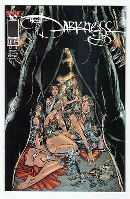 Top Cow Image Comics The Darkness (1996) #11 Billy Tan VARIANT NM