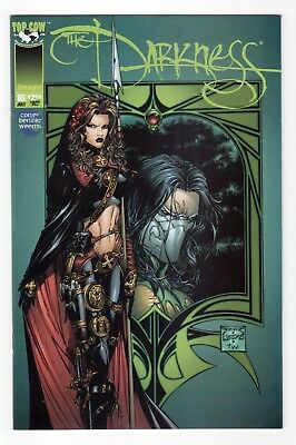 Top Cow Image Comics The Darkness (1996) #16 VF/NM Magdalena