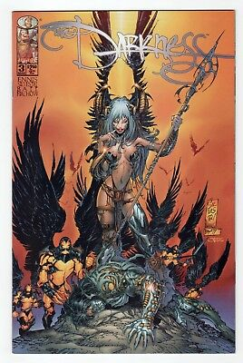 Top Cow Image Comics The Darkness (1996) #3 NM