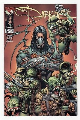 Top Cow Image Comics The Darkness (1996) #33 NM
