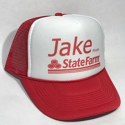 1 Jake From State Farm Name Badge Halloween Costume Prop