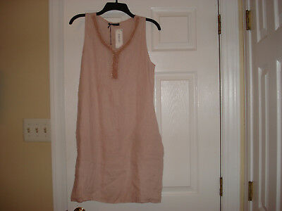 a1ba7aa0c71 ALESSIA PACINI 100%LINEN Dress Size-XS MADE IN ITALY NWT -  29.99 ...