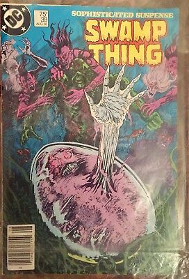 Old Comic Books Lot Of 9