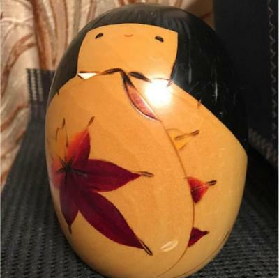 Kokeshi Japanese traditional crafts cute vintage rare popular autumn F / S!