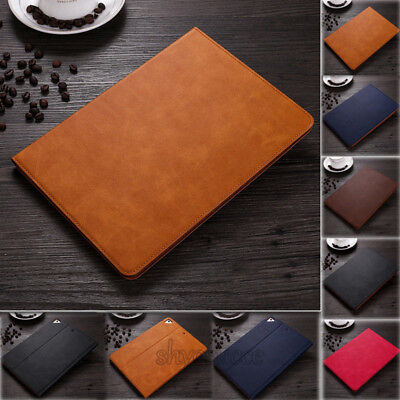 "UK For iPad 5th/6th Generation 2018 2017 9.7"" Smart Leather Magnetic Case Cover"