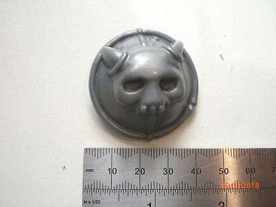 Advanced Dungeons & Dragons 1983 Warduke Figure Shield Accessory Dd1030