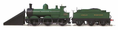 OR76DG005 Oxford Rail GWR Dean Goods Locomotive 2534 With Snow Plough BRAND NEW