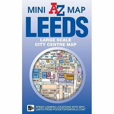 Leeds Mini Map by Geographers' A-Z Map Co Ltd (Sheet map, folded, 2015)