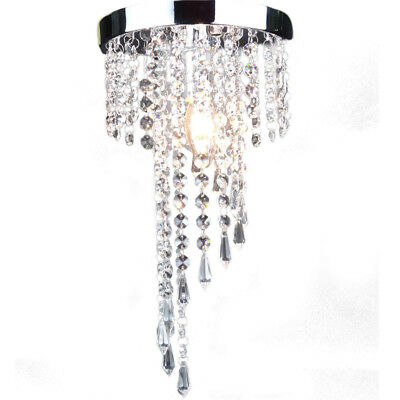 Modern Crystal Ceiling Lights Pendant Lamp Aisle Lights Chandeliers Fixtures