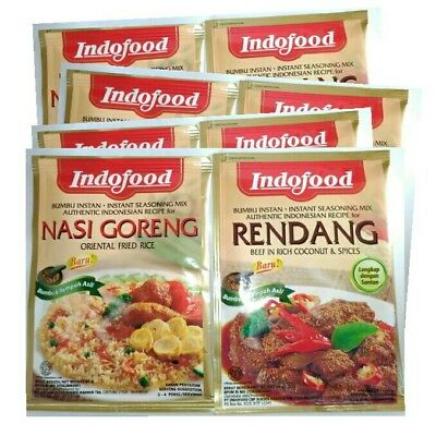 INDOFOODS INDONESIAN INSTANT Oriental Fried Rice Spice Mix Nasi
