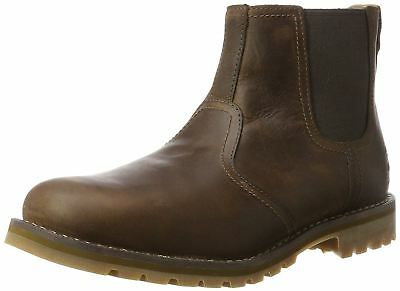 Chelsea Larchmont Ankle Boots Timberland Earthkeepers Brown Nnm08wv
