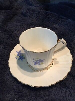 Porcelain Fine Bone China Expresso Cup And Saucer