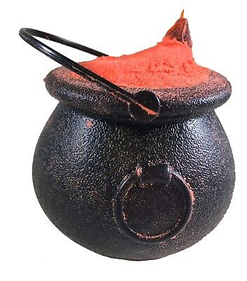 Halloween Bath Bomb Witches Brew Cauldron RED 7oz with Surprise Toys Inside