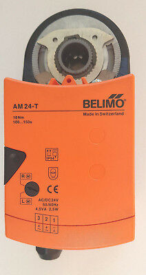 Belimo Klappenstellantrieb AM24T 24VACDC 18NM