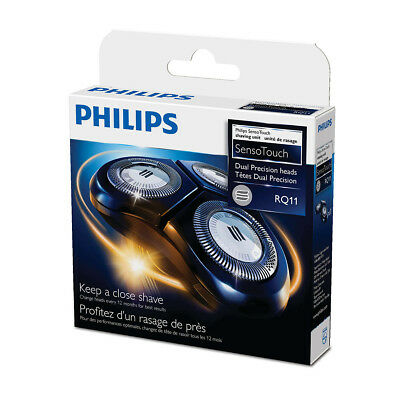 Philips Dual Precision Replacement Shaving Heads for SERIES 7000 SENSOTOUCH 2D
