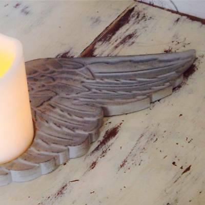 Latex Mould for making this beautiful angel wing candle holder