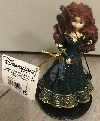 FIGURINE MERIDA Disneyland Paris