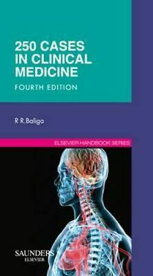 NEW 250 Cases in Clinical Medicine By Ragavendra R. Baliga Paperback