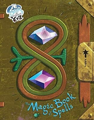 NEW Star vs. the Forces of Evil the Magic Book of Spells By Daron Nefcy Hardcove