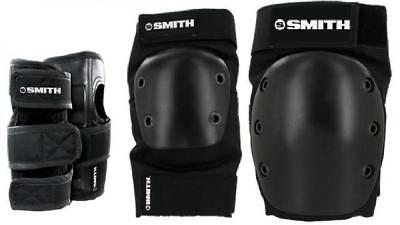 Smiths Scabs Youth Tri Pack Skate Padding All Colours FREE POST Protective