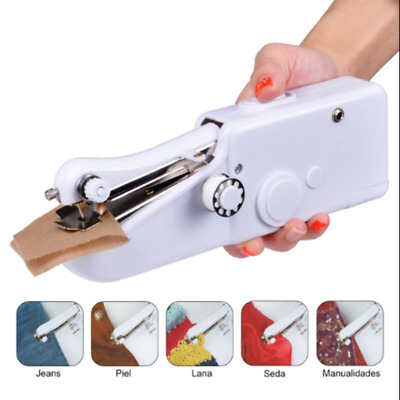 Hot Mini Handy Sewing Machine Stitch DIY Portable Household Handheld Electric