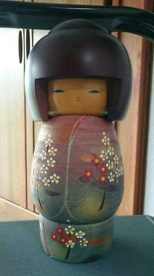 Kokeshi Kyoto Japanese traditional crafts retro cute vintage rare popular F / S!