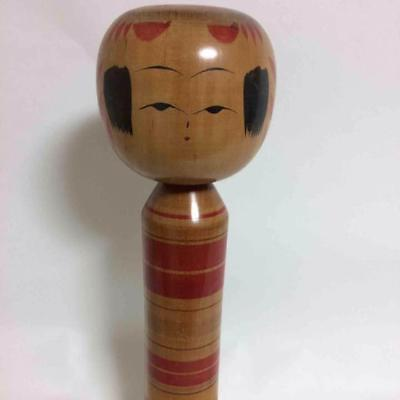 Kokeshi Japanese traditional crafts retro cute old vintage rare popular F / S!
