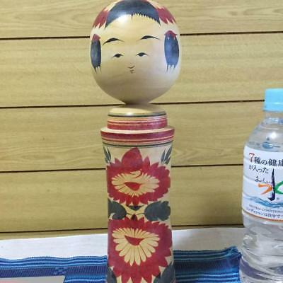 Kokeshi Japanese traditional crafts cute vintage rare popular antique  F / S!