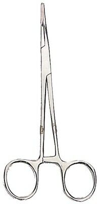"""5.5"""" Curved Tip Stainless Steel Hemostat (Pack of: 1) - S3-03256"""